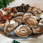 Selección de mariscos - Restaurant El Trull (Lloret de Mar)