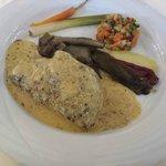 Solomillo de ternera Gran Café de París -  Restaurant El Trull (Lloret de Mar)