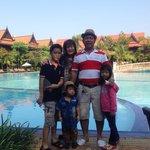 My family: Sokunthearykado !