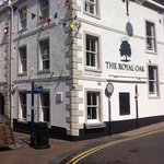 The newly refurbed Royal Oak in Keswick, go there!
