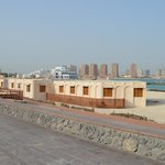 The bay in Katara