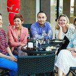 Summer in Segafredo Astana