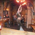 Fise dance..!