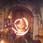 Fire show..!