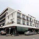 ザ クラウン ボルネオ ホテル(外観)