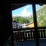 View from our room on Matterhorn.