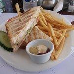 Lunch at Pane Di Capo