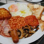 Irish Breakfast - Delicious.