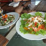 spicy thai salads