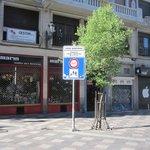 Street Corner for Luz street