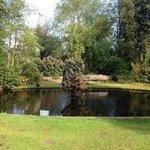 Bovey Castle, Lakes