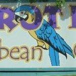 Parrot Key Sign