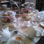 Delightful Afternoon Tea