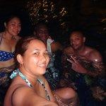 Late Swim w/Friends
