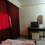 アンコール インターナショナル ホテル(部屋2)