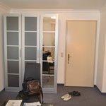 Первая гостевая комната номера