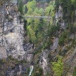 Окрестность отеля:мост:Мариенбрюк