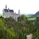 Окрестности отеля: Сказочный замок Людвига