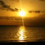 Sunset at Combate Beach, Cabo Rojo
