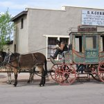 Stagecoach - Tombstone
