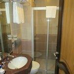 Ванна в номере