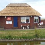 Lovely little thatched cafe