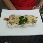 Maki con orata alla piastra e salsa di soya ! Saporiti ed ideali per chi non ama il pesce crudo