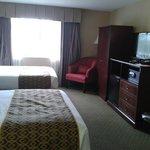 Queen Room in Suite