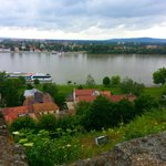 Panorama point at Esztergom