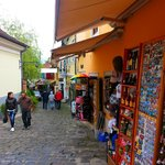 Szentendre. Lovely little traditional town