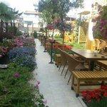 Wunderschöne Blumen und tolle Atmosphäre! Sehr empfehlenswert