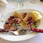 Great grilled squid
