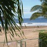 Salida a la playa de San Juan del Sur.