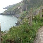 Cliffside walk