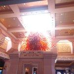 In the casino