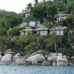 Vista Hotel dal mare