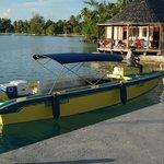 bateau de PA ATI Excursions