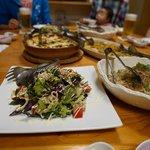こだわりの地元食材を使ったヒロユキさん創作料理