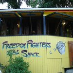 Freedom Fighters Ital Shack