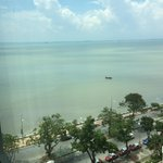 Partial Seaview from Room 620