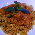 Gurkhali Chicken & Mushroom fried rice