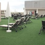 ROOF TERRACE 2014