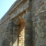 Spinalonga original entrance