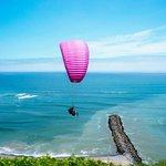 Paraglinding Lima