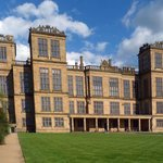 Hardwick Hall - front