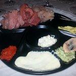 Carne e salse