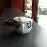 Love the coffe and the mug