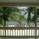 View from our Ocean Front Room