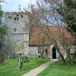 Pretty parish church