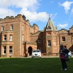 The front of Friars Carse